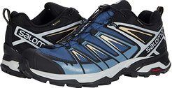 X Ultra 3 GTX (Dark Denim/Copen Blue/Pale Khaki) Men's Shoes