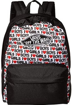 Realm Backpack (I Heart Boys Girls) Backpack Bags