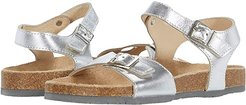 Retreat (Toddler/Little Kid) (Silver) Girls Shoes
