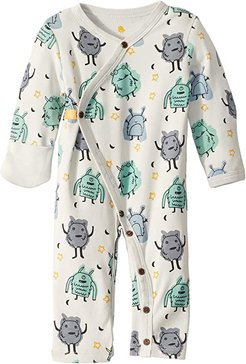 Monsters Coverall (Infant) (Monsters) Boy's Jumpsuit & Rompers One Piece