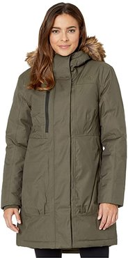 Downtown Parka (New Taupe Green) Women's Coat