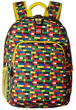 Brick Wall Heritage Classic Backpack (Assorted) Backpack Bags