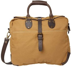 The Utility Laptop Bag (Tan) Bags