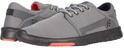 Scout Bloom (Grey/Black/Red) Men's Shoes