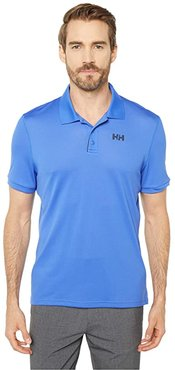 Lifa Active Solen Short Sleeve Polo (Royal Blue) Men's Clothing