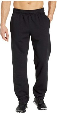 Powerblend(r) Relaxed Bottom Pants (Black) Men's Casual Pants