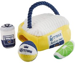 Grrrrona Cooler Interactive Toy (Multi) Dog Toys