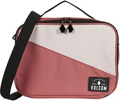 Brown Bag Lunch Box (Dust Red) Bags