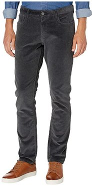 Stretch Cord Parker (Graphite) Men's Clothing