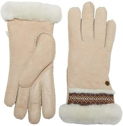 Tasman Water Resistant Sheepskin Gloves with Conductive Palm (Sand) Extreme Cold Weather Gloves
