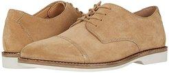 Atticus Cap (Dark Sand Suede) Men's Shoes