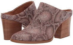Eustis (Brown Snake Print) High Heels