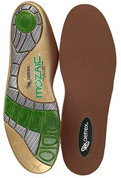 Customizable Orthotics - Cupped/Neutral (Multi) Men's Insoles Accessories Shoes