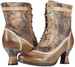 Bewitch-Flora (Olive Multi) Women's Shoes