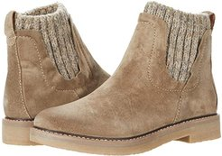 Rawnie (Light Taupe Cow Suede) Women's Shoes