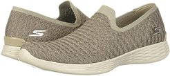 You Define - 15829 (Taupe) Women's Shoes