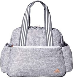 Sport To Street Tote (Jersey Grey/Rose Gold) Bags