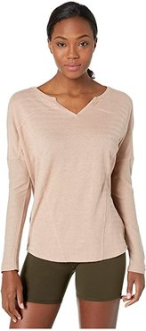 Gladis Top (Champagne) Women's T Shirt