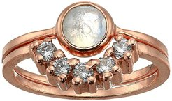 Nesting Rings (Rose Gold) Ring