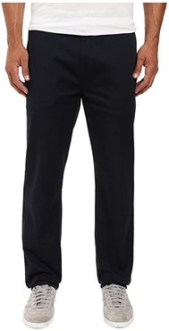 Carter Stretch Chino (Navy) Men's Casual Pants