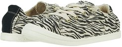 Rory Bayshore (Zebra Print) Women's Lace up casual Shoes