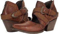 Dixon Rock 'N' Roll (Weathered Chocolate) Women's Shoes