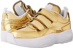 E.Tribeka Platform V LE (Gold) Women's Shoes