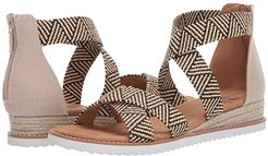Desert Kiss - Summer Sun (Natural/Black) Women's  Shoes