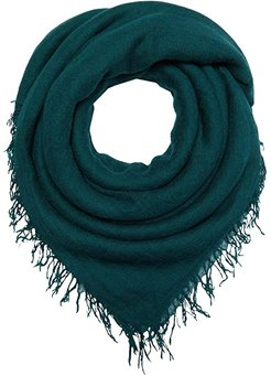 Cashmere Silk Solid Scarf (Sea Moss) Scarves