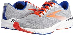 Ravenna 11 (Grey/Cherry/Mazarine) Men's Running Shoes