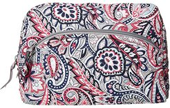 Large Cosmetic (Gramercy Paisley) Cosmetic Case