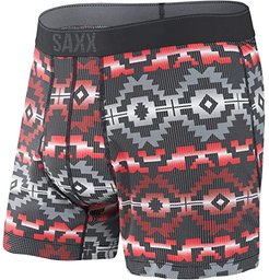 Loose Cannon Fly (Grey Desperado) Men's Underwear