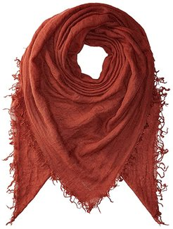 Cashmere and Silk Scarf (Henna) Scarves