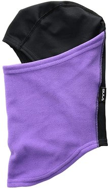 Power Fleece Convertible Balaclava (Big Kids) (Grape) Knit Hats