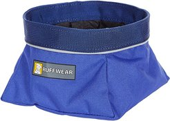 Quencher Bowl (Huckleberry Blue) Dog Accessories
