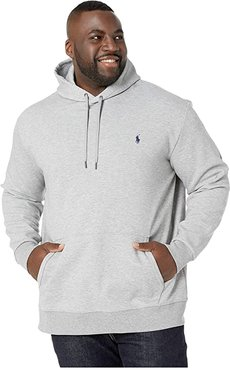 Double Knit Tech Hoodie (Andover Heather) Men's Clothing