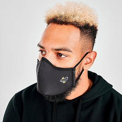 Protect Face Mask in Black/Black Size Large/X-Large Polyester