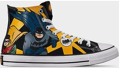 Chuck Taylor All Star Batman High Top Casual Shoes in Black Size 13.0
