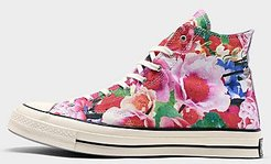 Chuck 70 Heart of the City Floral High Top Casual Shoes Size 11.0