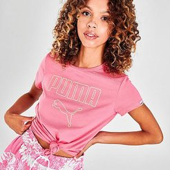 Outline Life T-Shirt in Pink/Bubblegum Size Small Knit