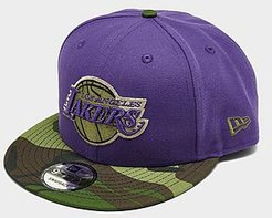 Los Angeles Lakers NBA All Star Game Camo Edition 9Fifty Snapback Hat 100% Polyester