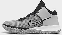 Kyrie Flytrap 4 Basketball Shoes in Grey/Wolf Grey Size 8.0