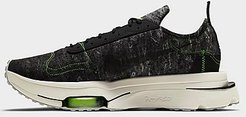 Air Zoom-Type Recycled Felt Running Shoes in Black/Black Size 7.5
