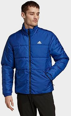 Badge of Sport Insulated Winter Jacket in Blue Size 2X-Large