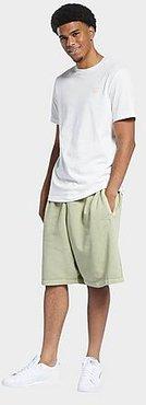 Classics Natural Dye Shorts in Green/Harmony Green Size Small Cotton/Jersey