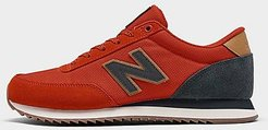 501 Outdoor Ripple Casual Shoes in Red/Red Size 10.0 Suede