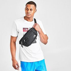 Bozer II Waist Pack in Black Polyester