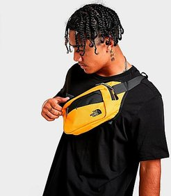 Bozer II Waist Pack in Yellow Polyester