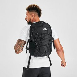Borealis Backpack in Black Nylon/Polyester