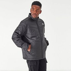 Junction Insulated Jacket in Black Size Medium Polyester
